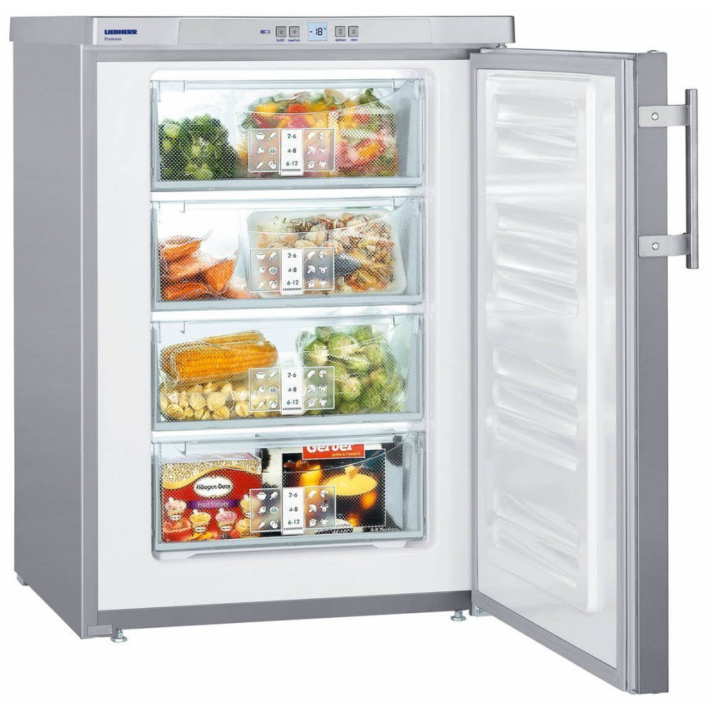 Liebherr Gpesf1476 60cm Freestanding Undercounter Freezer