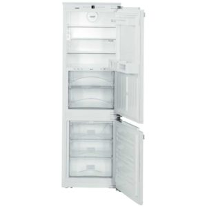 Liebherr ICBN3324 178cm Integrated 70/30 Biofresh Frost Free Fridge Freezer