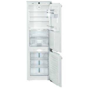 Liebherr ICBN3376 178cm Integrated 70/30 Biofresh Frost Free Fridge Freezer