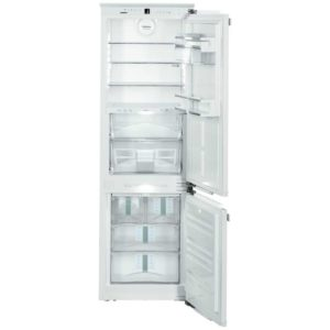 Liebherr ICBN3386 178cm Integrated 70/30 Biofresh Frost Free Fridge Freezer With Icemaker