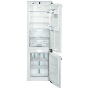Liebherr ICBN3386 178cm Integrated 70/30 Biofresh Frost Free Fridge Freezer With Icemaker