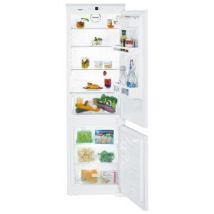 Liebherr ICBN3376 178cm Integrated 70/30 Biofresh Frost Free Fridge Freezer