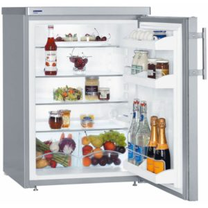 Liebherr TPESF1710 60cm Freestanding Undercounter Larder Fridge - STAINLESS STEEL