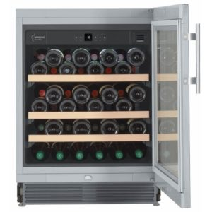 Liebherr UWKES1752 60cm Integrated Built Under Wine Cooler - STAINLESS STEEL