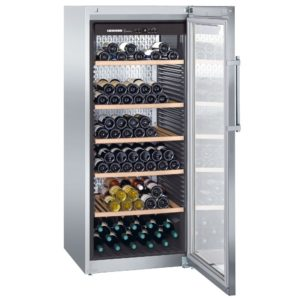 Liebherr WKES4552 70cm Freestanding Grand Cru Wine Cooler - STAINLESS STEEL