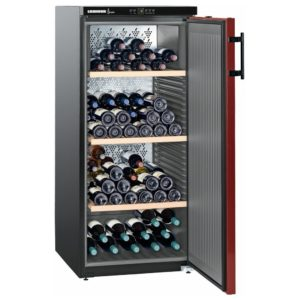 Liebherr WKR3211 60cm Freestanding Vinothek Wine Cooler - RED
