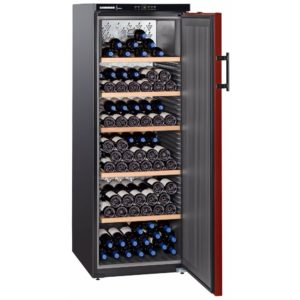 Liebherr WKR4211 60cm Freestanding Vinothek Wine Cooler – RED