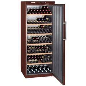Liebherr WKT6451 75cm Freestanding Grand Cru Wine Cooler - TERRA BROWN