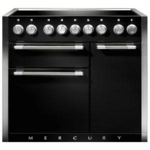 Mercury MCY1000EIAB 100cm Induction Range Cooker – BLACK