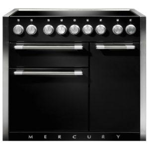 Mercury MCY1000EILQ 100cm Induction Range Cooker – LIQUORICE