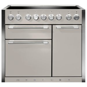 Mercury MCY1000EIOY 100cm Induction Range Cooker – OYSTER