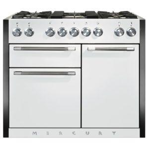 Mercury MCY1082DFSD 1082mm Dual Fuel Range Cooker – SNOWDROP