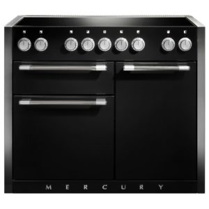 Mercury MCY1082EIAB 1082mm Induction Range Cooker – BLACK