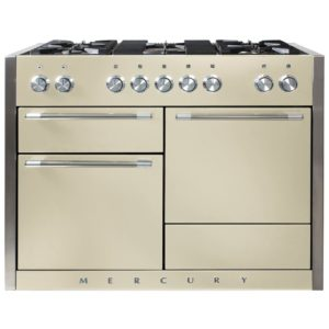 Mercury MCY1200DFOY 93000 120cm Dual Fuel Range Cooker – OYSTER