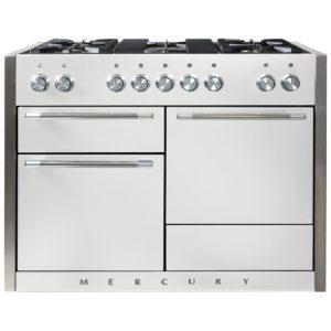 Mercury MCY1200DFSD 92990 120cm Dual Fuel Range Cooker – SNOWDROP