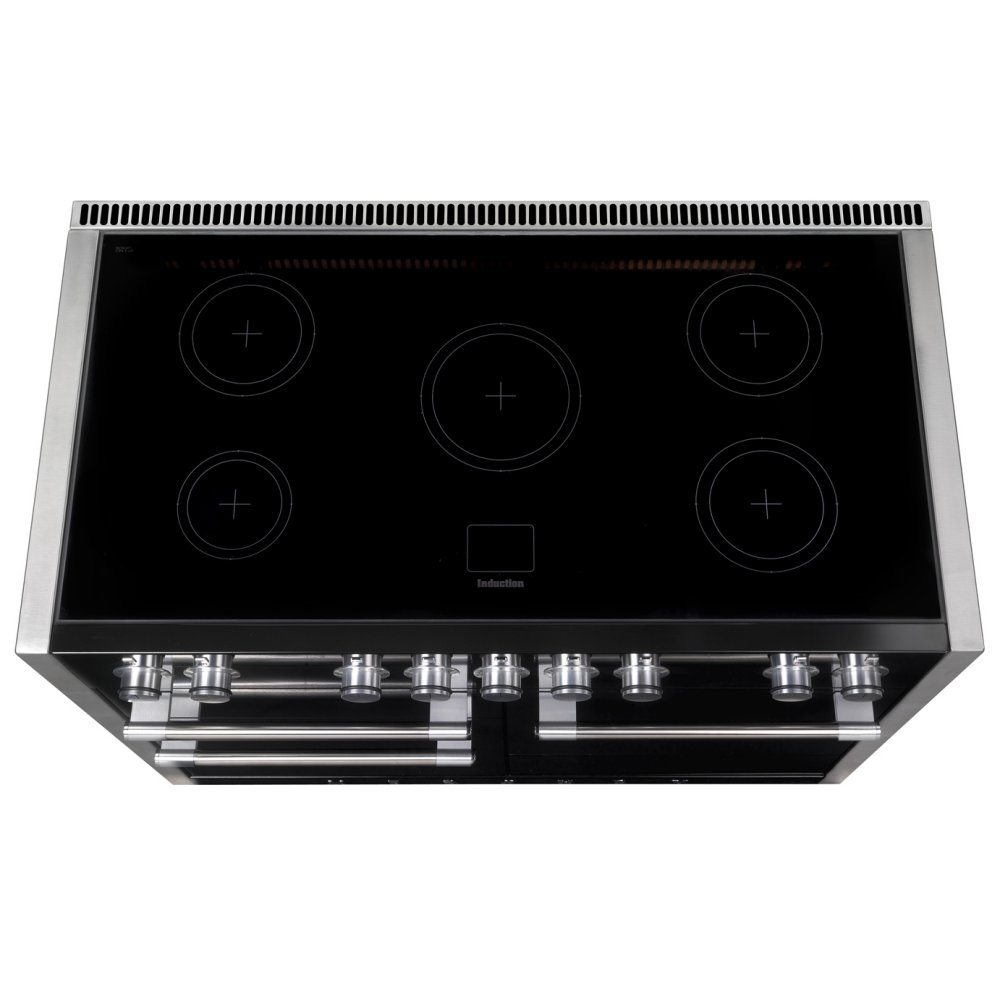 Mercury Mcy1200eiab 120cm Induction Range Cooker 96670 Black Wiring Electric Oven And Hob Mcy1200ei