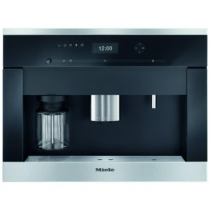 Miele CVA6401CLST Built In Coffee Machine – STAINLESS STEEL