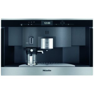 Miele CVA6431CLST Built In Nespresso Coffee Machine - STAINLESS STEEL