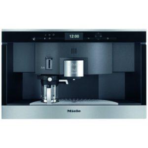Miele CVA6431CLST Built In Nespresso Coffee Machine - STAINLESS STEEL