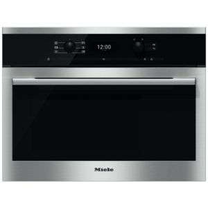 Miele DG6300CLST 60cm Built In Compact Steam Oven – STAINLESS STEEL