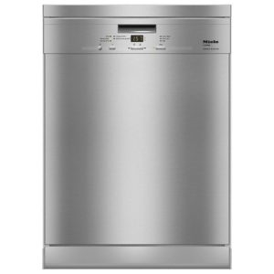 Miele G4940BKCLST 60cm Freestanding Dishwasher - STAINLESS STEEL