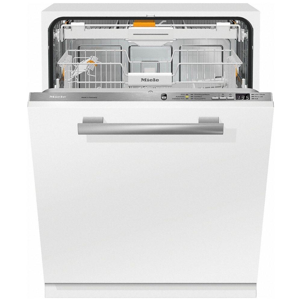 miele g6660scvi 60cm fully integrated dishwasher. Black Bedroom Furniture Sets. Home Design Ideas