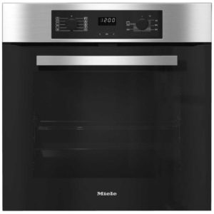 Miele H2267BPCLST Built In Pyrolytic Multifunction Single Oven – STAINLESS STEEL