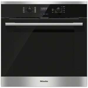Miele H2561BCLST Built In Multifunction Electric Single Oven – STAINLESS STEEL