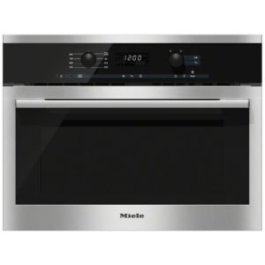 Miele M6160TCCLST 60cm Built In Microwave Oven For Tall Housing – STAINLESS STEEL