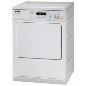 Miele T8722 7kg Vented Tumble Dryer - WHITE
