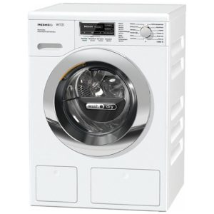 Miele WTH120WPM 7kg TwinDos Washer Dryer – WHITE - WHITE