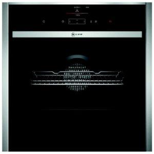 Neff B47CS34N0B Slide & Hide N90 Multifunction Single Oven – STAINLESS STEEL