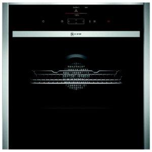 Neff B57CS24N0B Slide & Hide N90 Pyrolytic Single Oven – STAINLESS STEEL