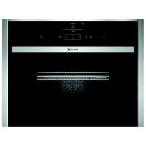 Smeg SF4920MCN1 Victoria Built In Combination Microwave – BLACK