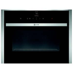 Neff C17UR02N0B 60cm Built In Microwave For Tall Housing - STAINLESS STEEL