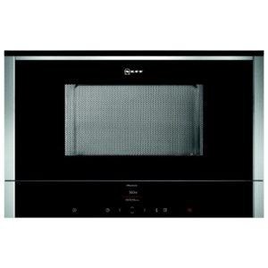 Neff C17WR00N0B 60cm Built In Microwave For Wall Unit – STAINLESS STEEL