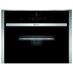 Neff C27MS22N0B N90 Built In Pyrolytic Combination Microwave – STAINLESS STEEL