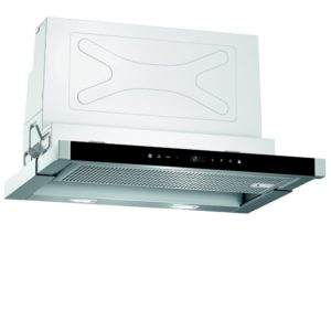 Elica SKLOCK LED 60 60cm Telescopic Hood – STAINLESS STEEL