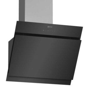 Neff D65IHM1S0B 60cm Angled Chimney Hood – BLACK