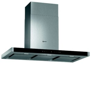 Neff D79MT86N1B 90cm Chimney Hood - STAINLESS STEEL