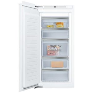 Neff GI7413E30G 122cm Integrated In Column Frost Free Freezer