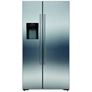 Neff KA3923I20G American Fridge Freezer With Ice And Water - STAINLESS STEEL