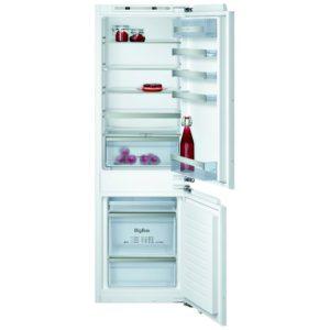 Neff KI6863F30G-EX DISPLAY 177cm Integrated 60/40 Fridge Freezer