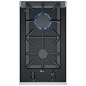 Neff N23TA29N0 Domino 2 Burner Gas Hob - STAINLESS STEEL