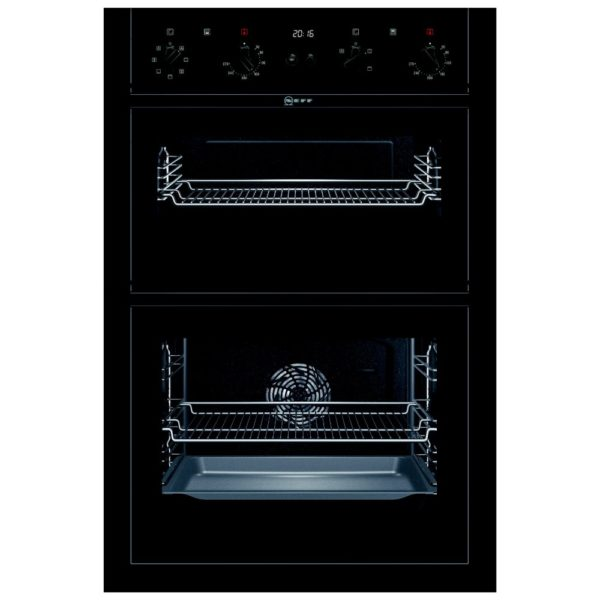 Neff U14m42s5gb Circotherm Built In Double Oven