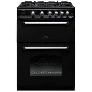 Stoves RICH600GBLK 4726 60cm Richmond Gas Cooker – BLACK