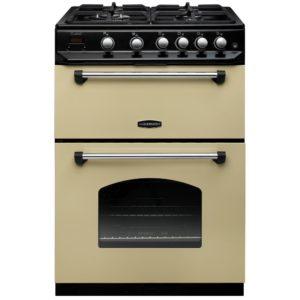 Rangemaster CLAS60NGFCR/C Classic 60cm Gas Cooker 107320 – CREAM