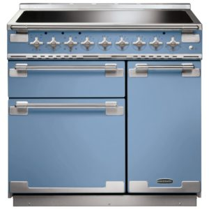 Rangemaster ELS90EICA Elise 90cm Induction Range Cooker 107890 - BLUE