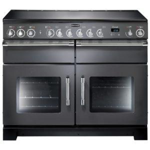 Rangemaster EXL110ECSL/C Excel 110cm Ceramic Range Cooker 105580 - SLATE