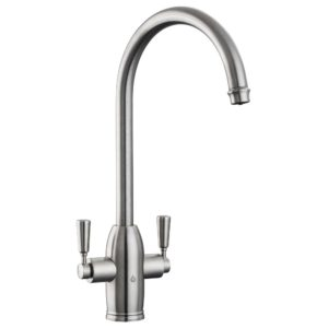 Rangemaster GEO43CLABF Classic 4-In-1 Boiling Water Tap – BRUSHED CHROME
